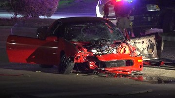 HCSO: Teen critically injured in possible street race in NW