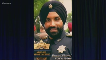 Honoring Deputy Dhaliwal | Fallen deputy touched people worldwide
