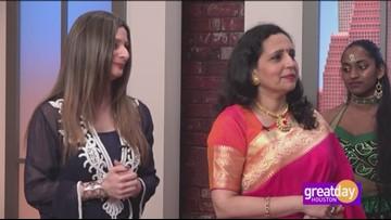 Pratham Houston helps educate kids across the world