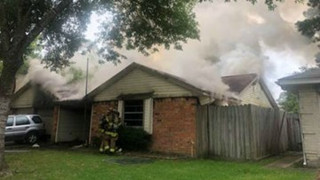 68-year-old woman dies after suffering severe burns from house fire in Spring
