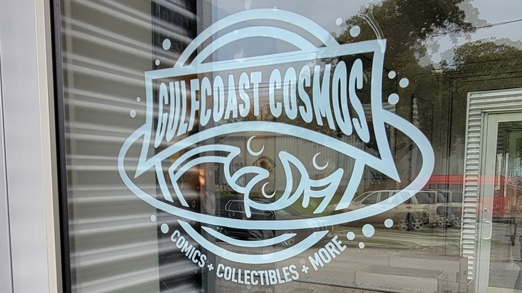 Houston just got a new comic book store – and it's exposing readers to new universes