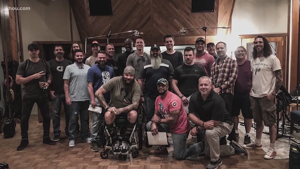 CreatiVets helps veterans use songwriting to heal