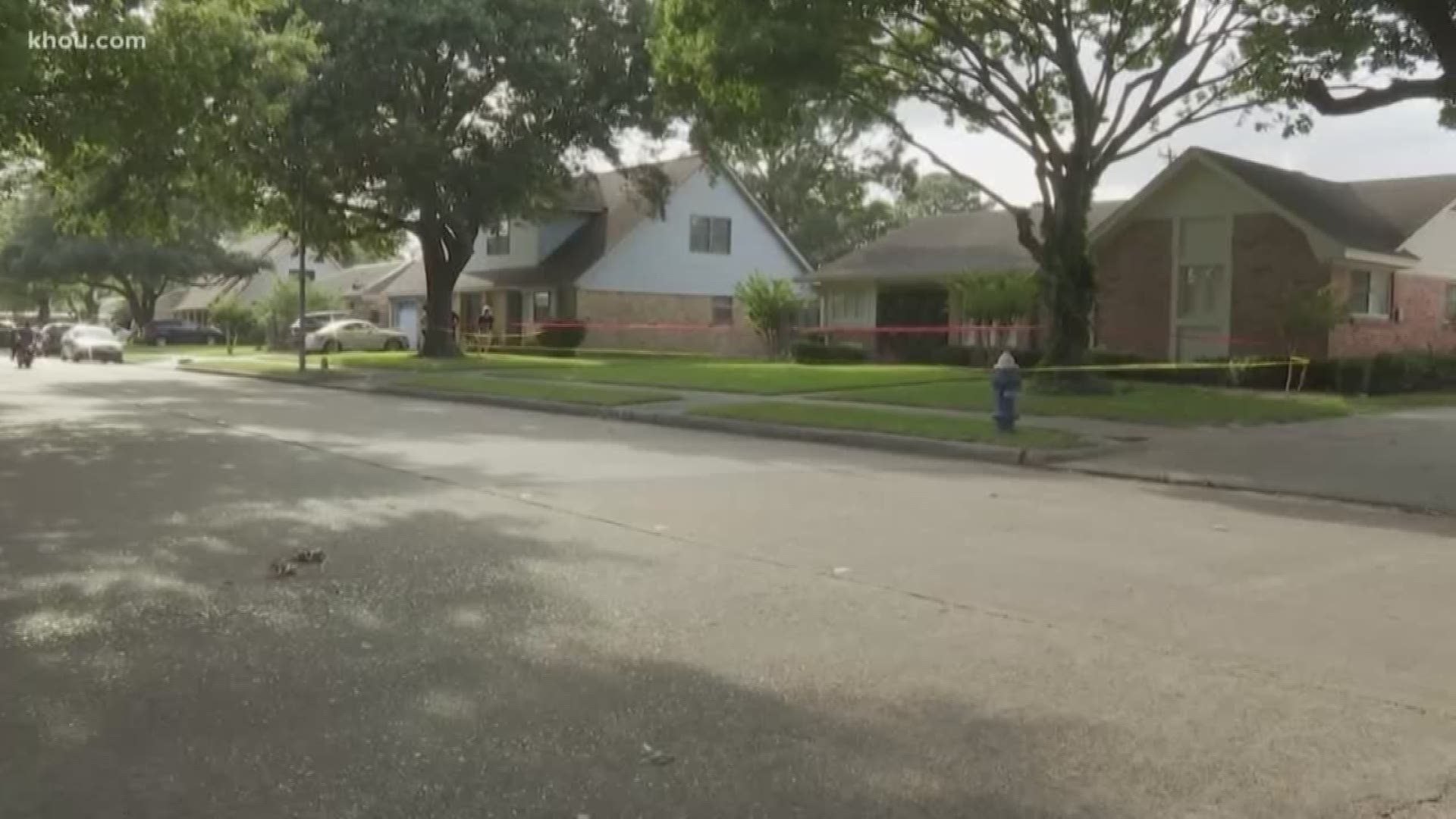 75 Year Old Woman Murdered By Teen Living In Stolen Truck Khou Com