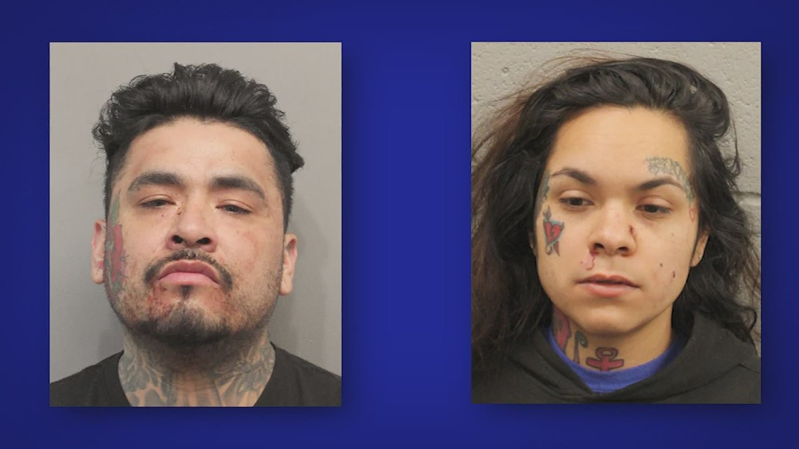 Couple accused of brutally beating, sexually assaulting victim during 22-minute bar attack