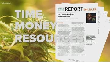 Experts at Baker Institute in Houston want to decriminalize marijuana in Texas