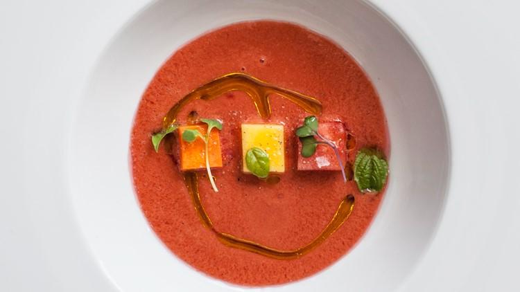 Taste & Tradition | How to make Spanish gazpacho from BCN Houston