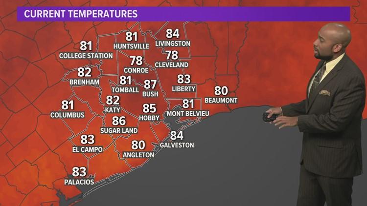 Houston forecast: Tracking wildfire smoke, Saharan dust as temps stay hot