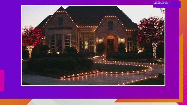 Transform your home into a winter wonderland with Keystone Home Pros