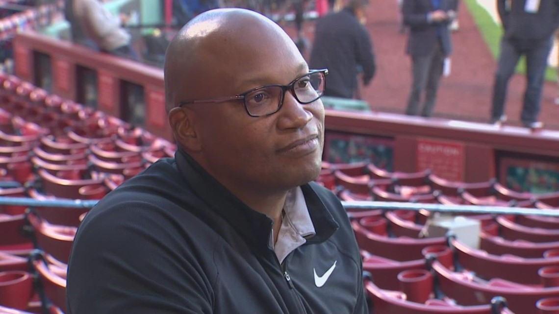 Dodgers scout at Fenway Park evaluating potential matchup with Astros