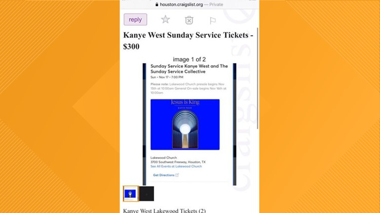 Kanye West tickets to Lakewood