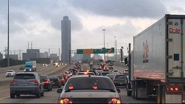 Another lane closure: Expect even more delays on the 610 West Loop for the next six weeks