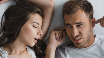 You ask, we answer: Sleep apnea and snoring