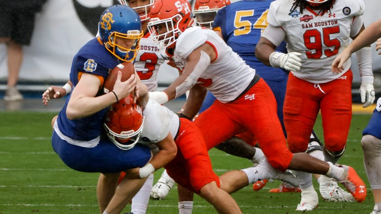 Sam Houston State wins FCS national title in a thriller