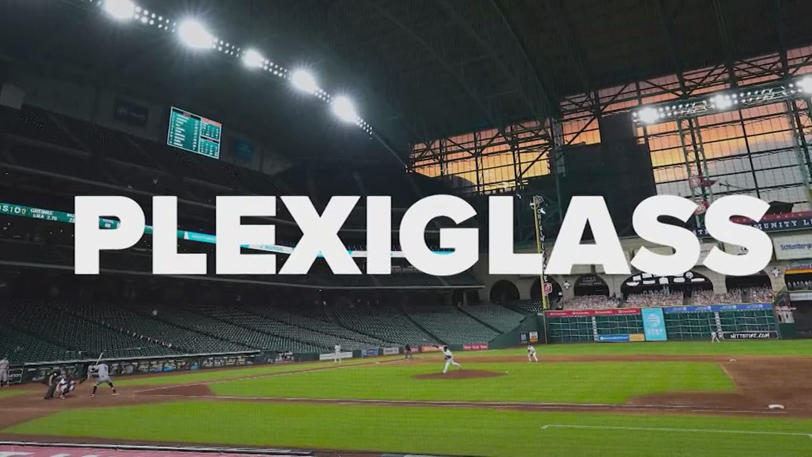 Some Astros fans seating will have plexiglass this season at Minute Maid | What to expect this season