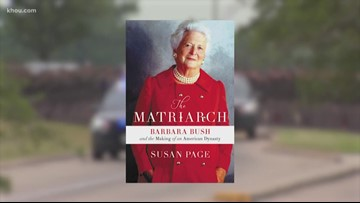 3 Things to Know: Former First Lady Barbara Bush's book, 'The Matriach'