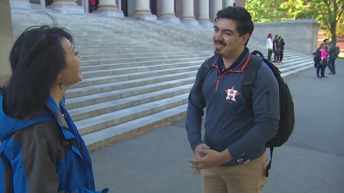 Sorry, Red Sox. This Harvard student is a life-long Astros fan