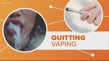 Connect the Dots: Quitting vaping is not that easy
