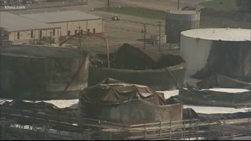 Coalition calls for hearings over fires at ITC tank farm, KMCO plant