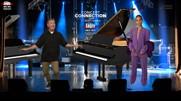 Concert Connection: Win tickets to see Alicia Keys!