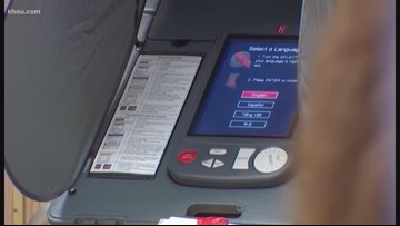 VERIFY: Can you use your phone while casting your ballot?