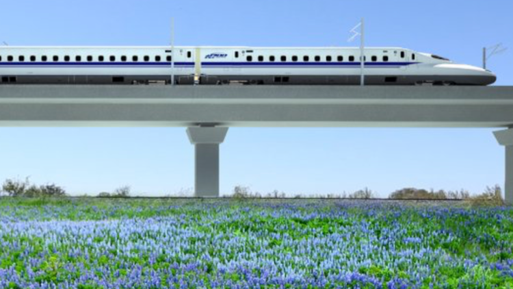 Texas Central names Renfe Early Operator for high-speed train between Houston, Dallas