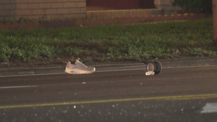 2 children, 2 adults hit by vehicle in Waller County late Monday