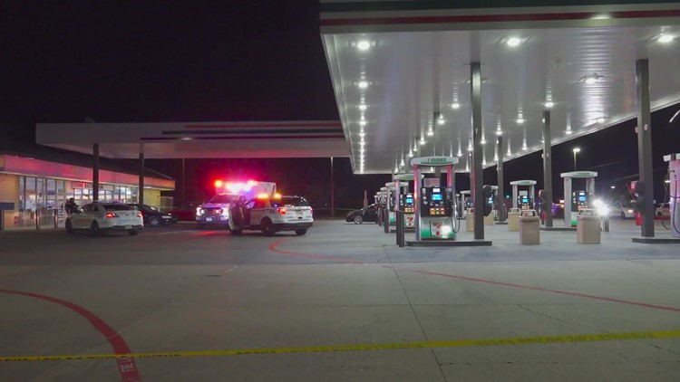 Clerk airlifted to the hospital after getting shot at convenience store in N. Harris County