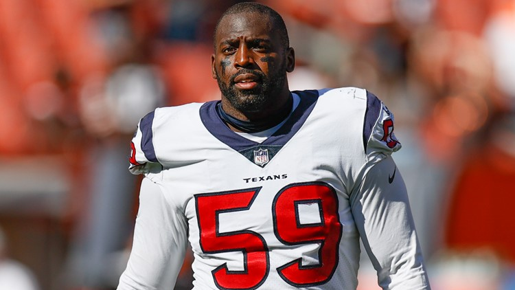 We 'will always consider Whitney a Texan' | Mercilus released after 10 seasons