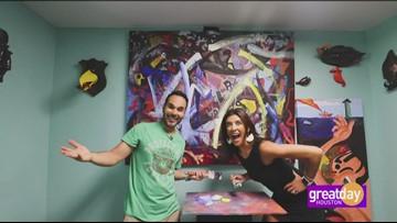 Local Lens Houston – Michael Quinn's Fish with Attitude Art Gallery