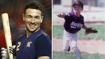 'That's my boy' | Alex Bregman's love affair with baseball began early, dad says