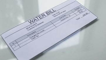 You may get a massive water bill.  The city of Houston says to ignore it.