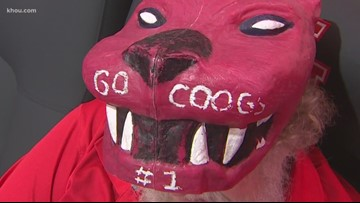 KHOU 11, UH host March Madness Watch Party for Coogs' game on Friday