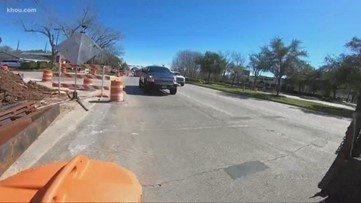 Highway 6 widening project in Sugar Land hits a snag