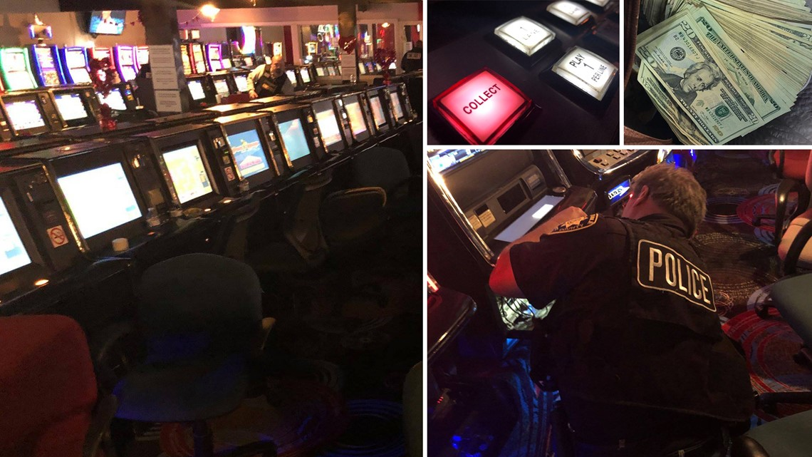 Local cops are cashing in on illegal game rooms