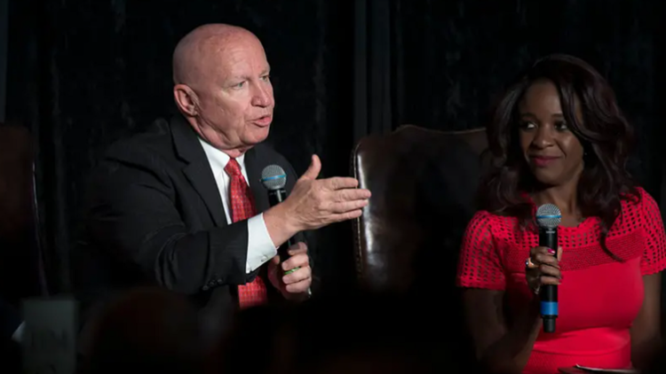U.S. Rep. Kevin Brady will retire from Congress at the end of his term