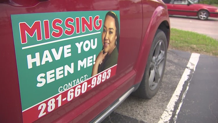 'Moms for Erica' | Volunteers search for Erica Hernandez with hopes to find her ahead of Mother's Day