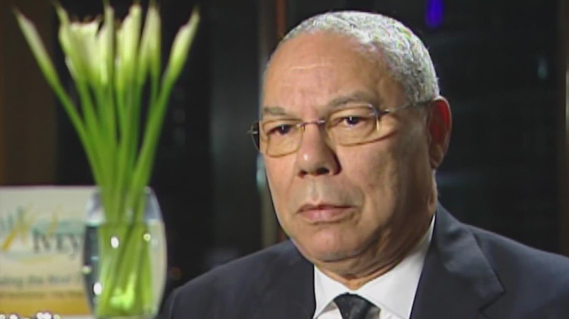 Colin Powell dies at 84 from COVID-19 issues