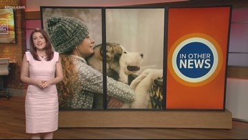 In Other News: Dogs help teens with self-esteem