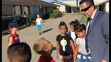 California man overcomes the odds to go from school custodian to district superintendent
