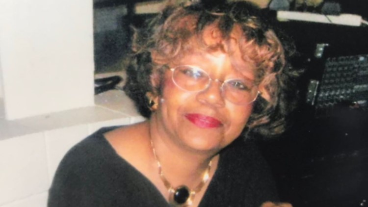 This is 79 year-old Owena McHenry. The grandmother was shot and killed