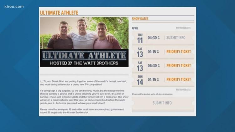 Watt brothers hosting new show