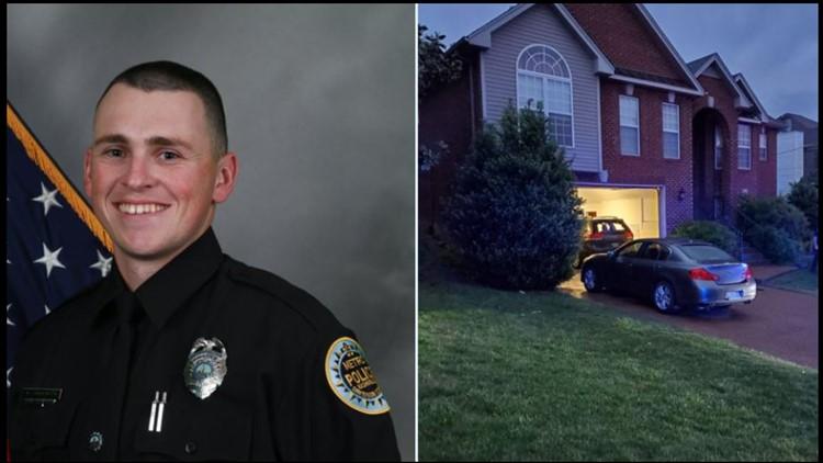Body camera video released after Nashville officer was shot in 'setup' 911 call