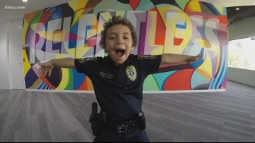 Officer Abigail's family asks for prayers as they prepare for hospice
