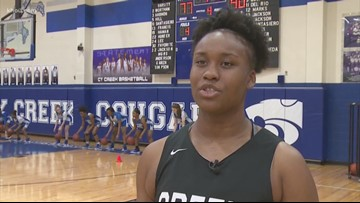 Athlete of the Week: Cy Creek's Taylor Jackson is tearing up the hardwood