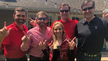 Texas Tech fans hoping to celebrate history with first-ever NCAA basketball win