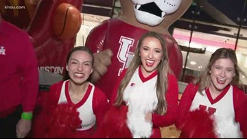 Cheer on the Coogs at the KHOU 11 Watch Party!