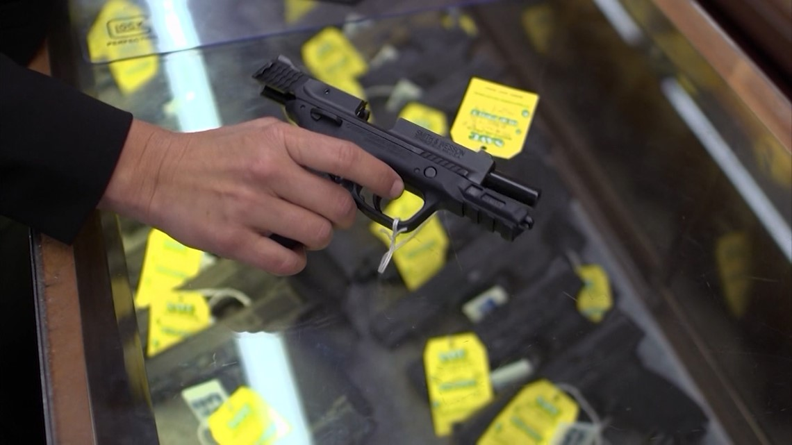 A bill that would allow Texans to carry gun without a permit is headed to governor's office