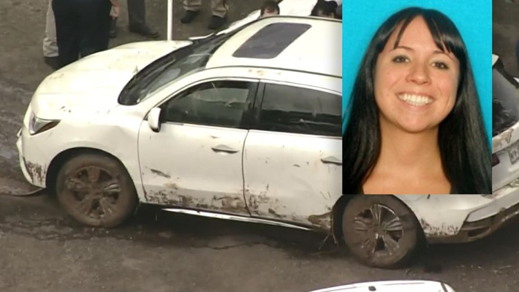 Body believed to be of missing Richmond woman found in submerged SUV   Raw scene video