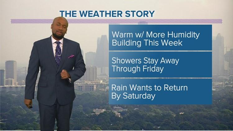 Houston Forecast: Wonderful Wednesday Weather