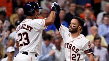 Altuve homers, Springer helps Astros rally past Yankees 6-3